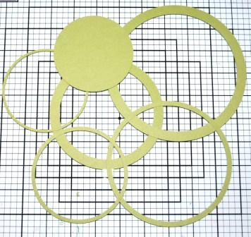 circles from the circle scissor plus