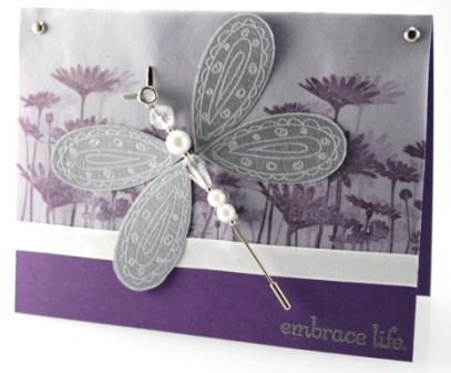 Pick a Petal dragonfly