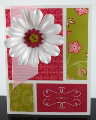 Rasberry Tart card