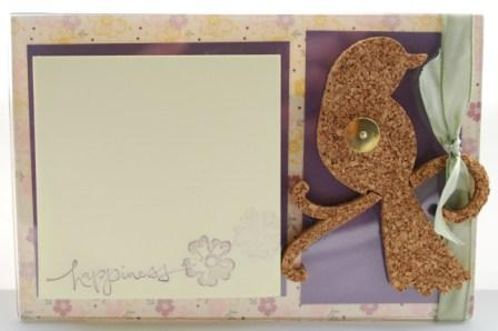 Stampin' Up! 3D project