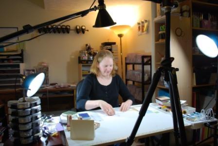 recording stamping tutorials