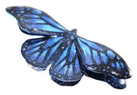 Ballet Blue Butterfly