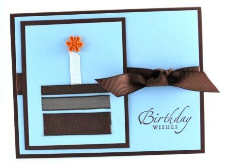 Sincere Salutations Birthday Card