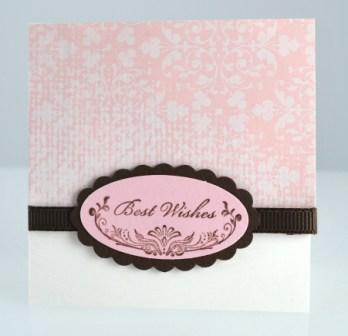 Wishes Card For Wedding