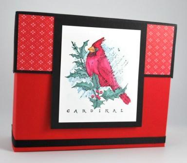 Handmade Stationary Box