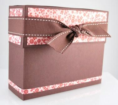 bella stationary box