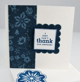 Say it with Scallops Stamp Set