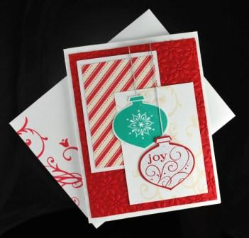 Stampin' Up! Holiday Mini Catalog Samples