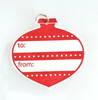 Delightful Deocrations Gift Tag