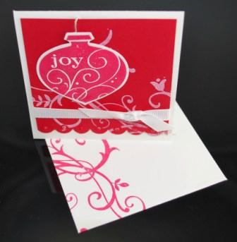 Delightful Decorations Card