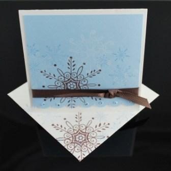 Serene Snowflake Stamp Set