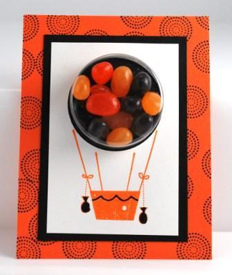 Sweet Centers Handmade Holloween Treats