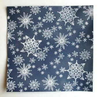 Serene Snowflake Stamp Set