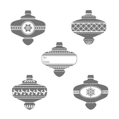 Stampin' Up! Christmas Collectibles stamp set