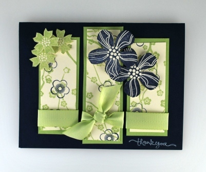 Eastern Blooms stamp set