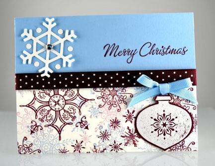 Four the Holidays Christmas Card