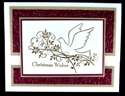 Stampin' Up Gifts of Christmas