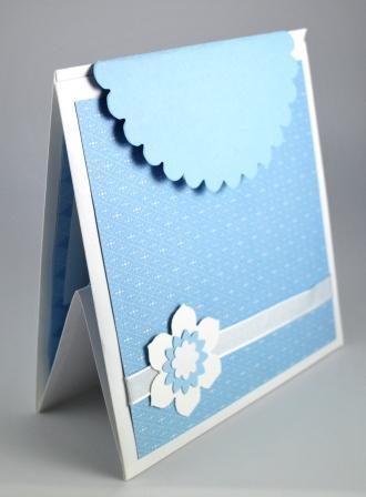 Mini Scrapbook in a Purse