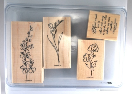Echoes of Kindness – set of 4 - $7.00