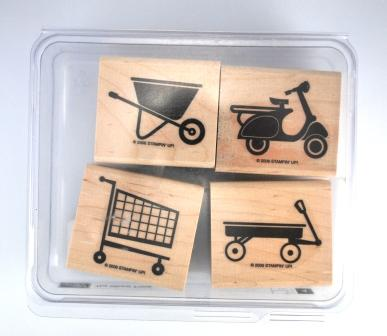 The Wheel Thing – set of 4 - $5.00