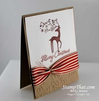 Stampin' Christmas Wish List