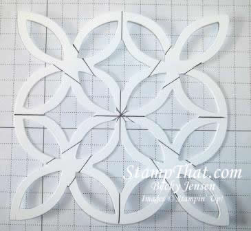 Lattice Ornament Fold