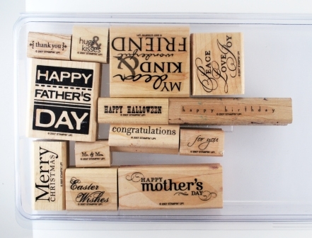 Retired Stampin' Up! Stamp Sets for Sale – December 2011