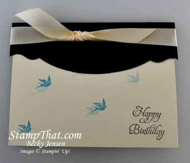 Simple Elementary Elegance Card