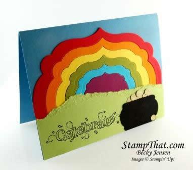 Rainbow of Big Shot Fun