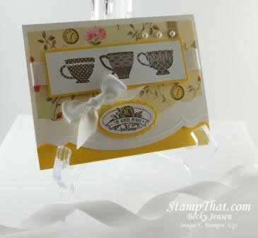 Tea Shoppe Attic Boutique Card