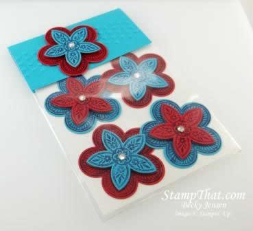 Triple Treat Flower Projects