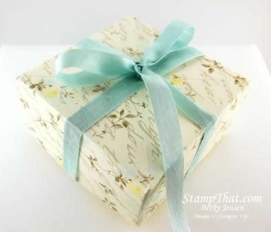 Simple Attic Boutique Boxes