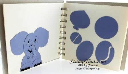 Stampin' Up! Punch Art Class