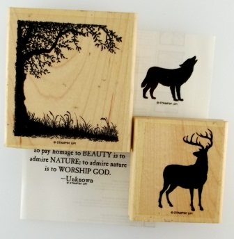 Retired Stampin' Up! Stamps for Sale – July 2012