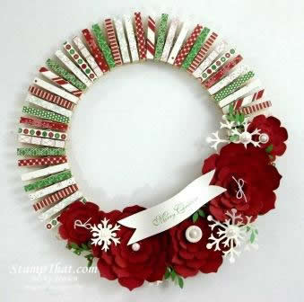Plan to Make a Christmas Wreath!