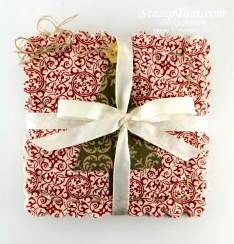 Handmade Christmas Giftables Class