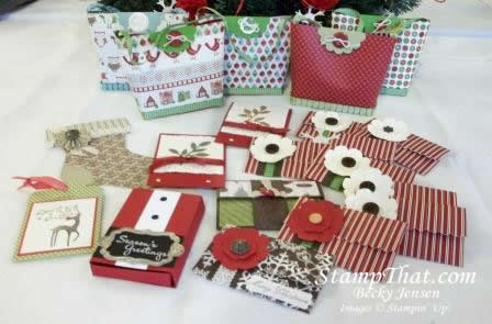 Handmade Gift Card Holders Assortment