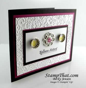 Stampin' Up! Collage Curios