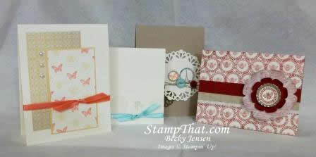 Collage Curios Stamp of the Month Class