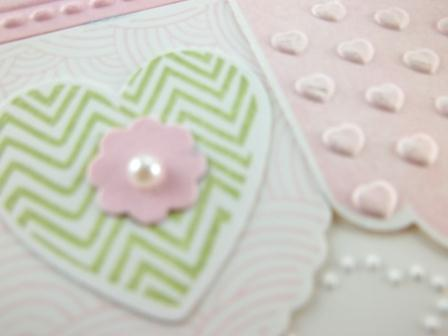 Hearts A Flutter Stamp of the Month Class