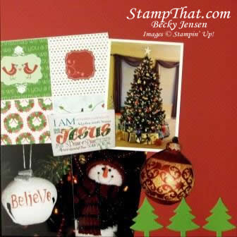Scrapbooking Stampin' Up! Style