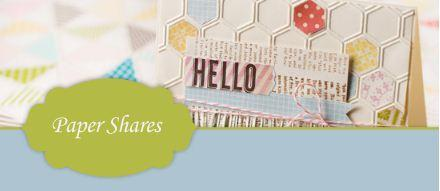 Stampin' Up! Spring Catalog Paper Shares