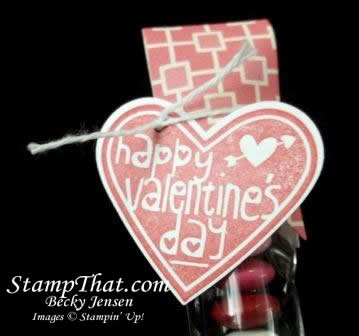 Stampin' Up! Amore DSP