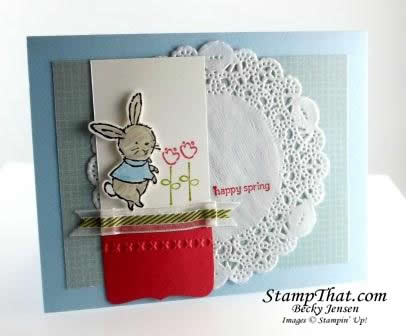 Stampin' Up! A Little bit of Spring
