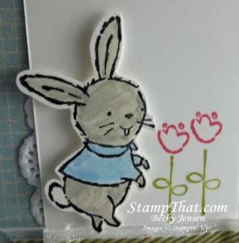 A Little Bit of Spring Stamp of the Month Class