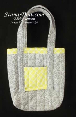 Stampin' Up! Bag