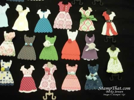 Dress Up Framelit Dies