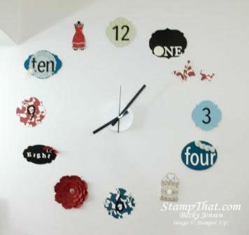 New Clock for the StampThat Studio