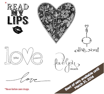 February 2013 Stampin' Up! Promotions
