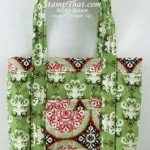 Stampin' Up! Fabric Bag